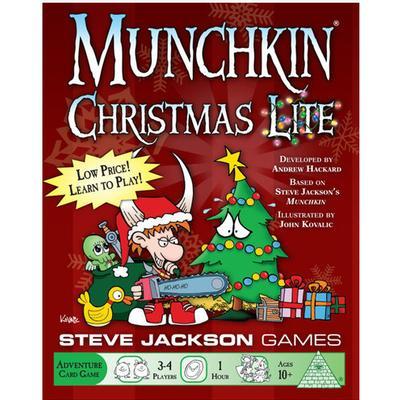 Steve Jackson Games Munchkin Christmas Lite
