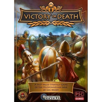 Griggling Games Quartermaster General: Victory or Death The Peloponnesian War