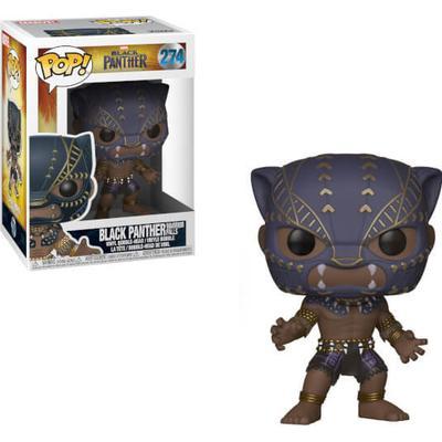 Funko Pop! Marvels Black Panther Warrior Falls