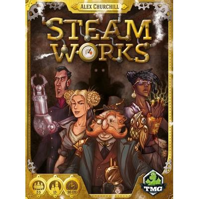 Tasty Minstrel Games Steam Works