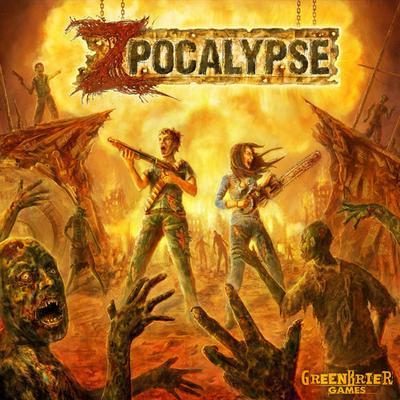 Greenbrier Games Zpocalypse (Engelska)