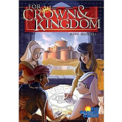 Rio Grande Games For Crown & Kingdom