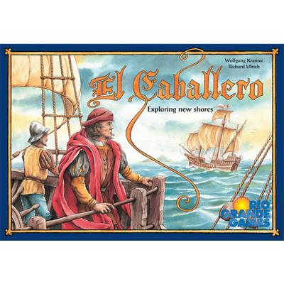 Rio Grande Games El Caballero