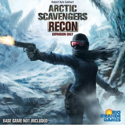 Rio Grande Games Arctic Scavengers: Recon
