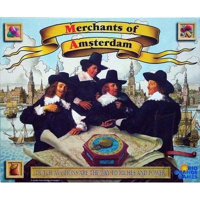 Rio Grande Games Merchants of Amsterdam