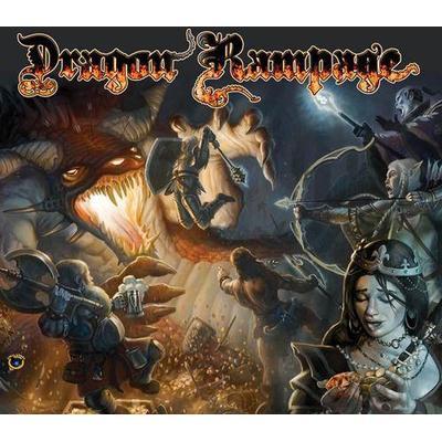 Eagle-Gryphon Games Dragon Rampage