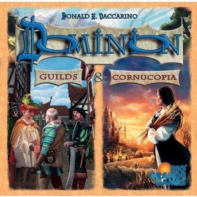 Rio Grande Games Dominion: Guilds & Cornucopia