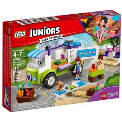 Lego Juniors Mia's Organic Food Market 10749