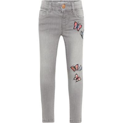 Name It Mini Skinny Fit Jeans - Grey/Medium Grey Denim (13148202)