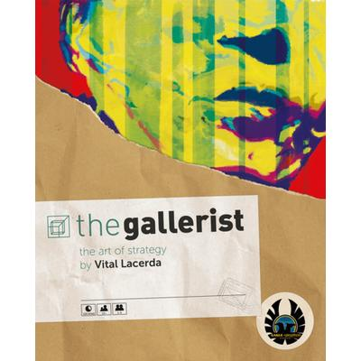 Eagle-Gryphon Games The Gallerist