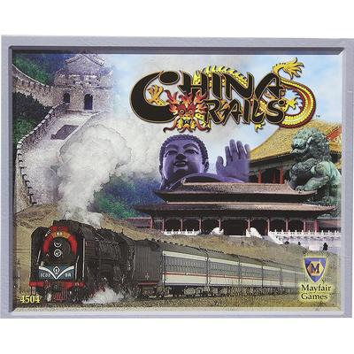 Mayfair Games China Rails