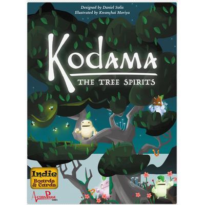 Indie Boards and Cards Kodama: The Tree Spirits (Engelska)