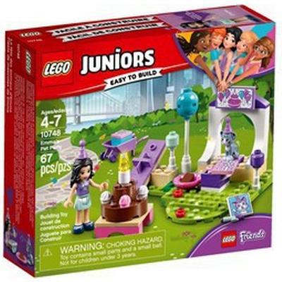 Lego Juniors Emma's Pet Party 10748