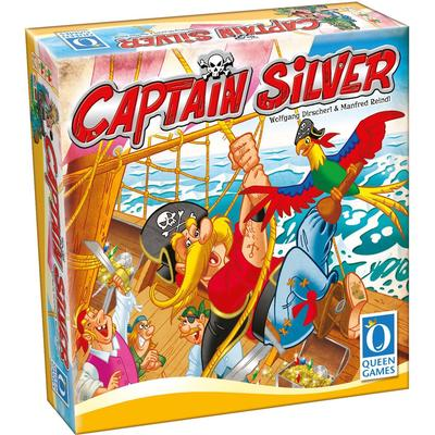 Queen Games Captain Silver