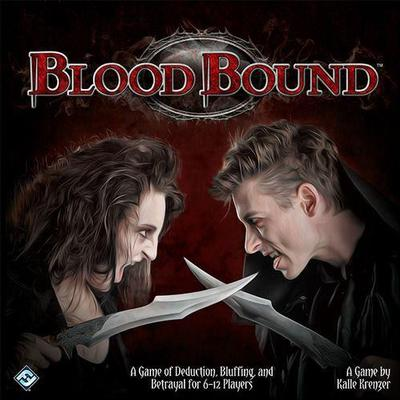 Fantasy Flight Games Blood Bound