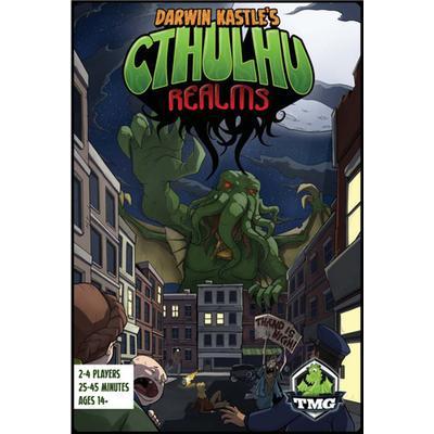 Tasty Minstrel Games Cthulhu Realms