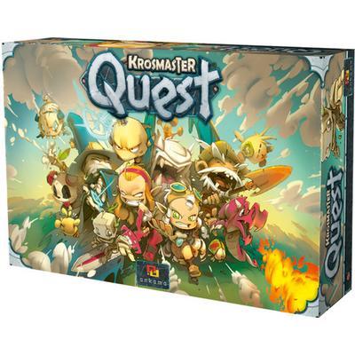 Pegasus Krosmaster: Quest