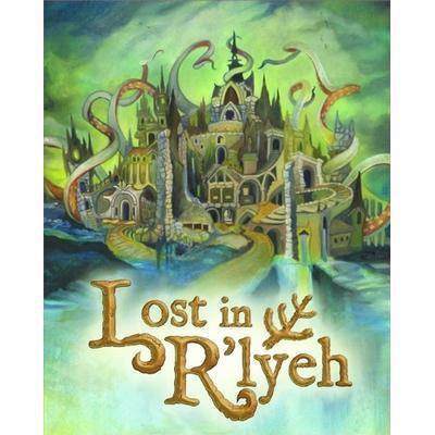 Atlas Lost in Rlyeh
