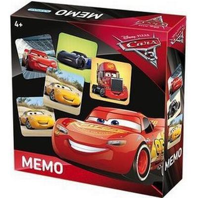 Kärnan Disney Pixar Cars 3 Memo