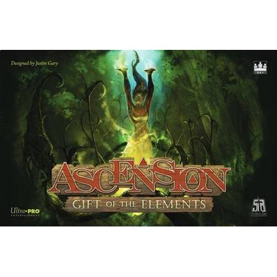 Stone Blade Ascension: Gift of the Elements