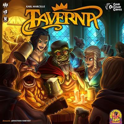 Geek Attitude Games Taverna