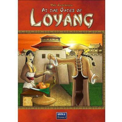 Tasty Minstrel Games At the Gates of Loyang (Engelska)