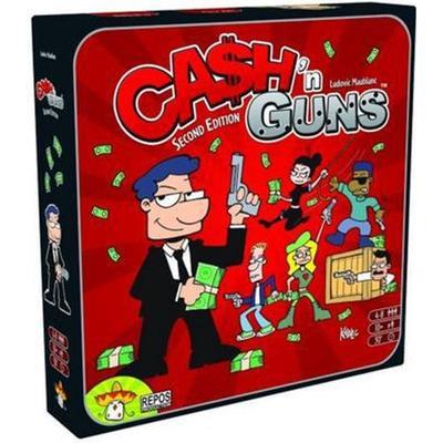 Repos Production Cash 'n Guns Second Edition