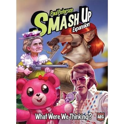 AEG Smash Up: What Were We Thinking