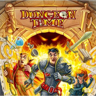 Asmodee Dungeon Time
