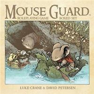 Mouse Guard Roleplaying Game Box Set (Övrigt format, 2016)