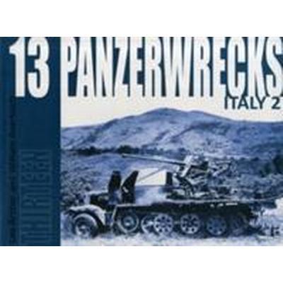 Panzerwrecks 13 - italy 2 (Pocket, 2012)