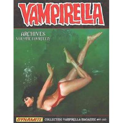Vampirella Archives Volume 14 (Inbunden, 2016)
