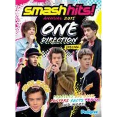 Smash hits one direction annual (Inbunden, 2014)