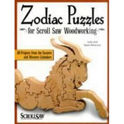 Zodiac Puzzles for Scroll Saw Woodworking: 30 Projects from the Eastern and Western Calendars (Häftad, 2009)