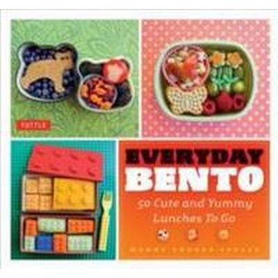 Everyday Bento: 50 Cute and Yummy Lunches to Go (Häftad, 2014)