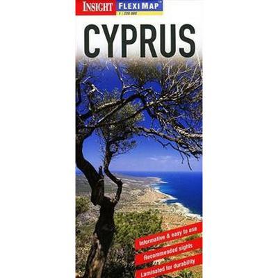 Insight Flexi Map: Cyprus (Karta, 2011)