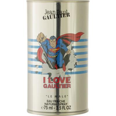 Jean Paul Gaultier Le Male Eau Fraiche Superman Edition EdT 75ml