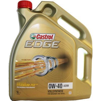 Castrol Edge Titanium FST Motorolie