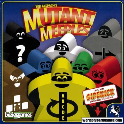 Bezier Games Mutant Meeples