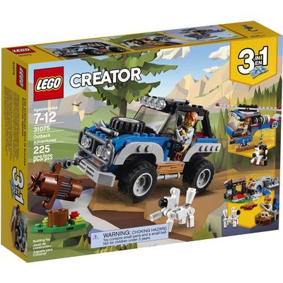 Lego Creator Outback Adventures 31075