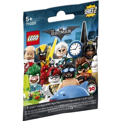 Lego Minifigurer Batman Movie Series 2 71020