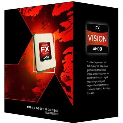 AMD FX 8-Core Black Edition FX-8350 4GHz Tray