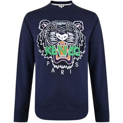 Kenzo Tiger Sweatshirt Ink (F855SW0014XA)