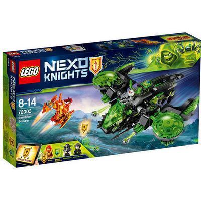 Lego Nexo Knights Berserker Bomber 72003
