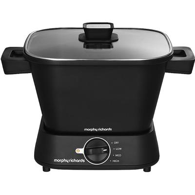 Morphy Richards Sear And Stew Compact 4.5L