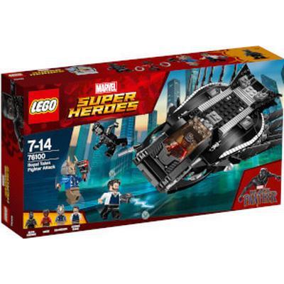 Lego Superheroes Royal Talon Fighter Attack 76100