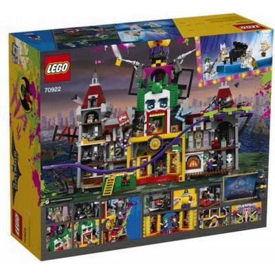 Lego The Batman Movie The Joker Manor 70922