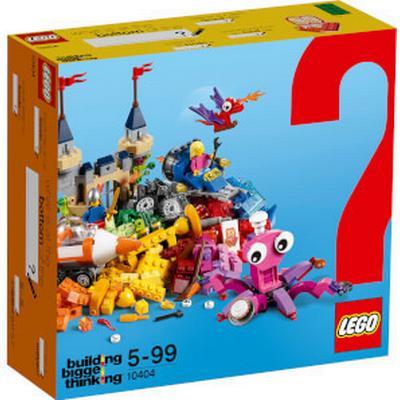 Lego Classic Ocean's Bottom 10404