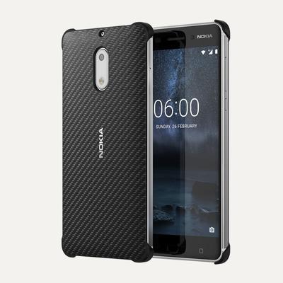 Nokia Carbon Fiber Design Case (Nokia 6)