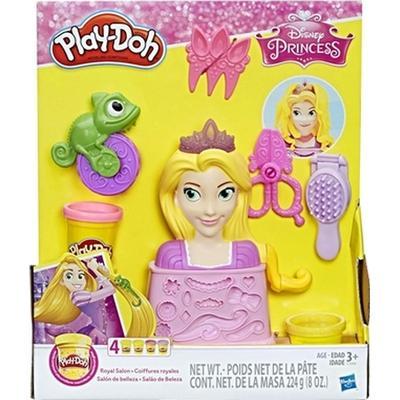 Play-Doh Royal Salon Featuring Disney Princess Rapunzel C1044